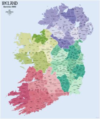 list of baronies of ireland revolvy