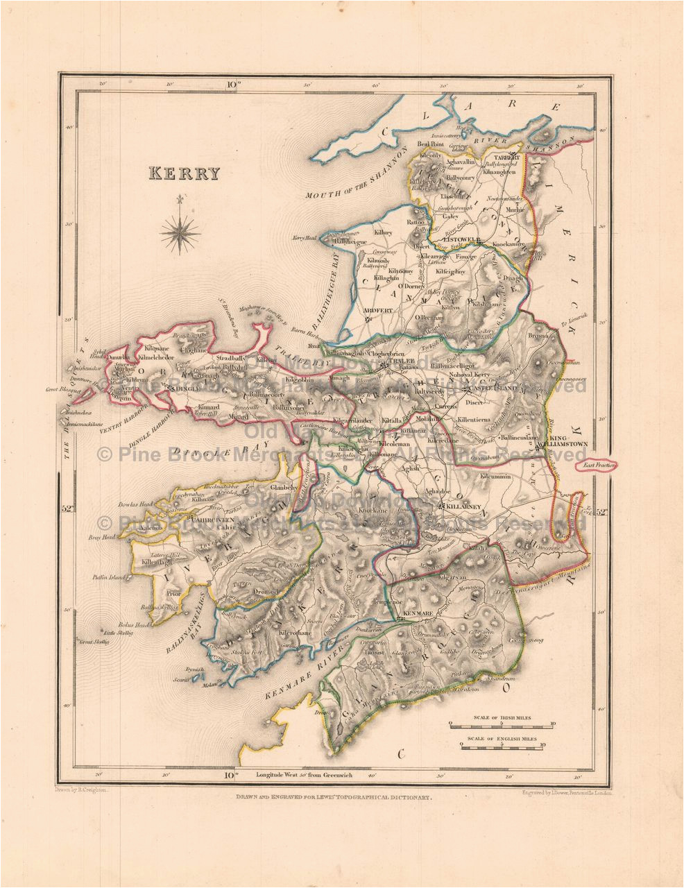 pin by pine brook antique maps vintage antique map decor and gifts