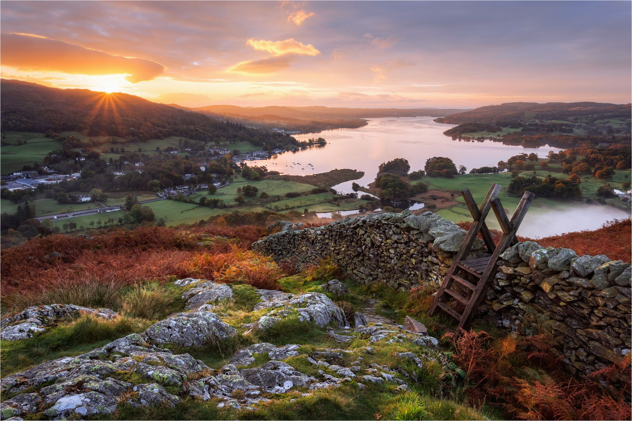 the england s lake district complete guide