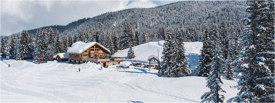 ski map of france