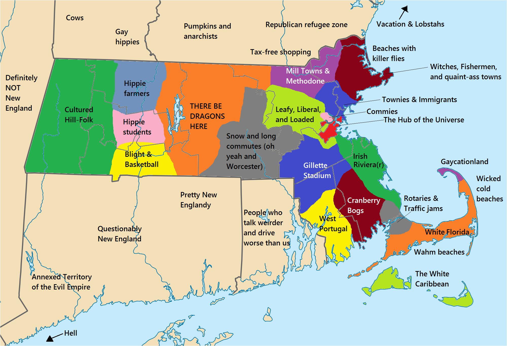 massachusetts stereotypes map oc 2000x1366 home