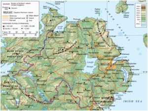republic of ireland united kingdom border wikipedia