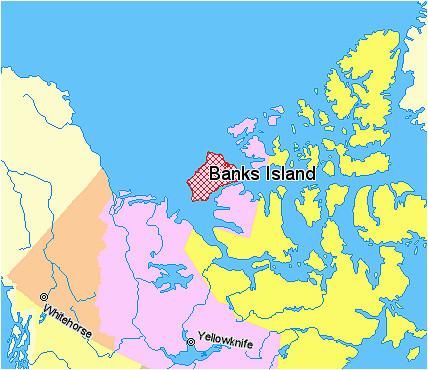 Map Of northwest Territory Canada   secretmuseum