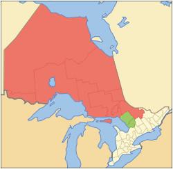 northern ontario wikipedia