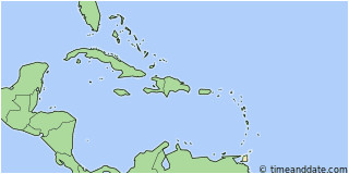 current local time in port of spain trinidad and tobago