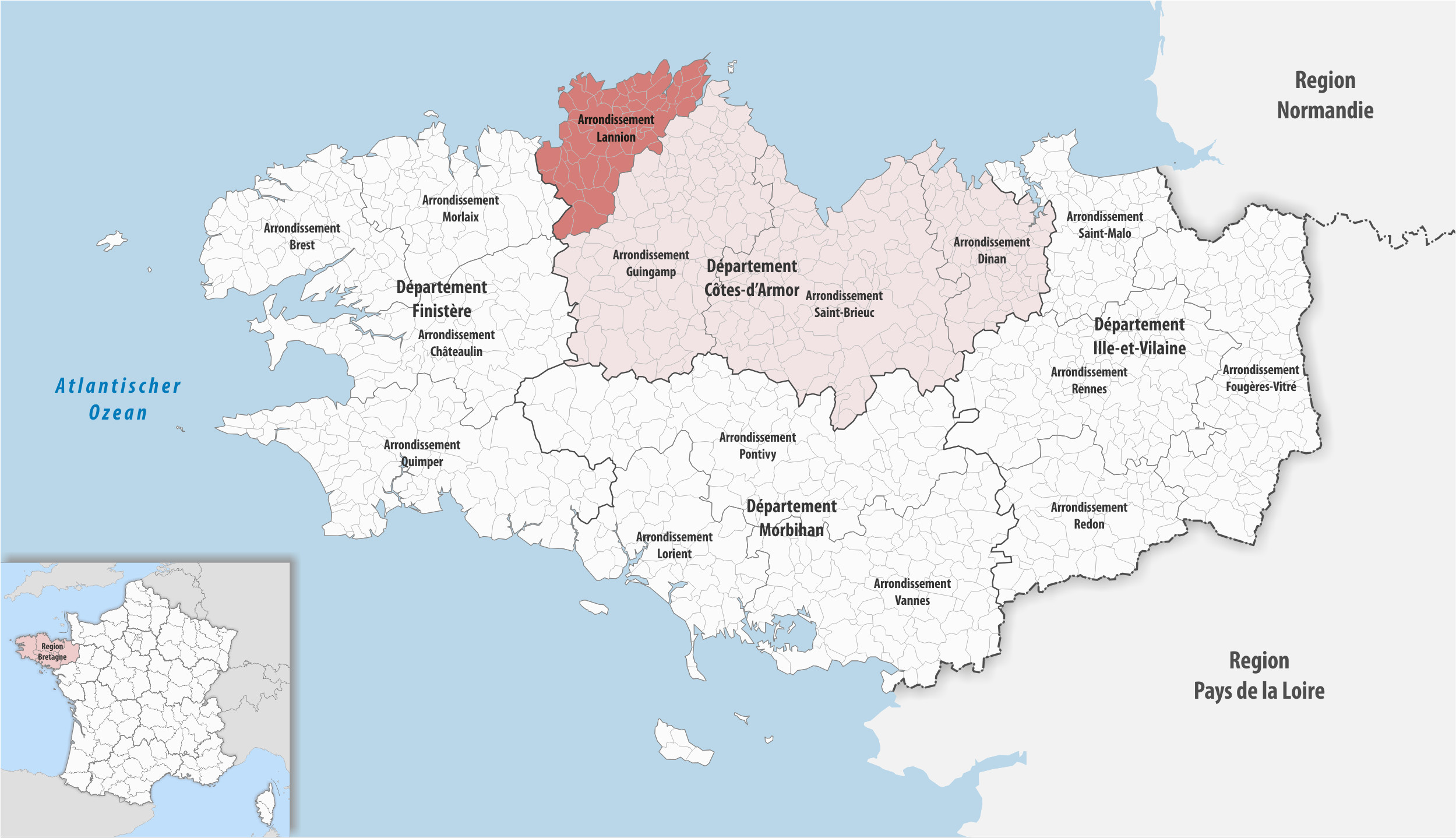 arrondissement lannion wikipedia