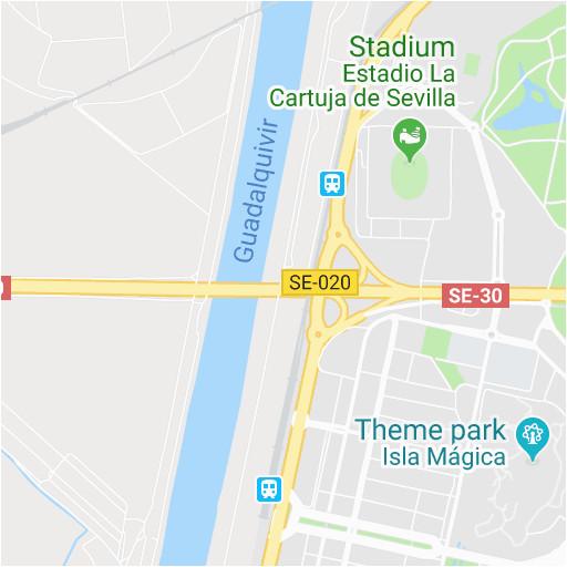 5 neighborhoods in seville spain google my maps spain
