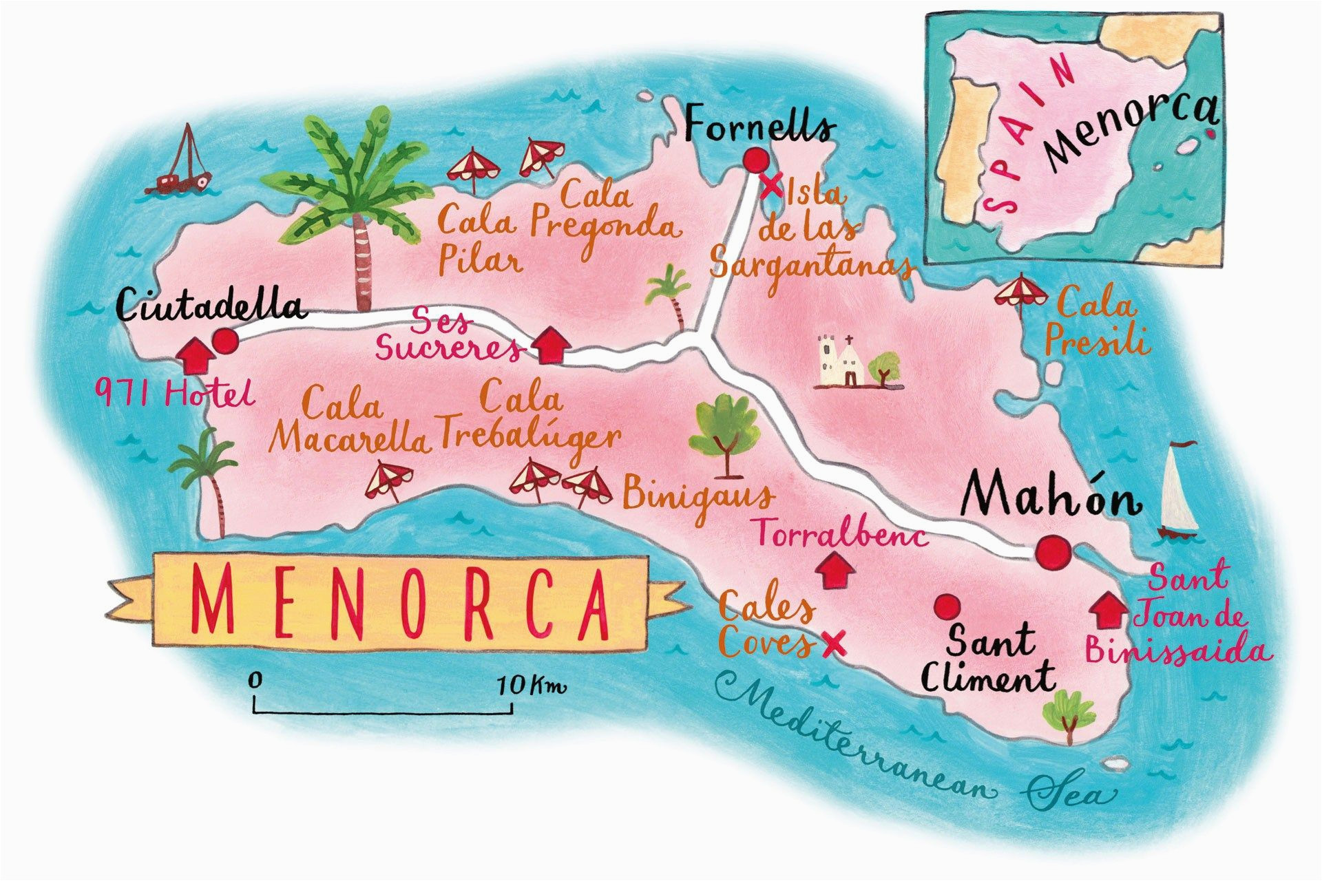 menorca the beat free balearic island places to go menorca