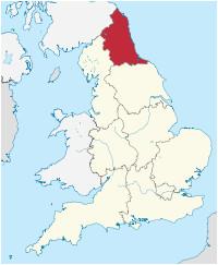 north east england wikipedia
