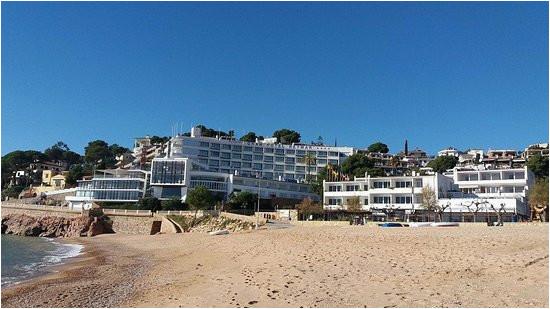 tossa de mar po sezonie bild von tossa center hotel tossa de mar