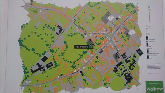 town map picture of wellington somerset tripadvisor