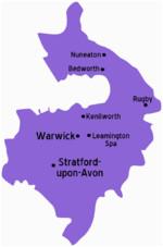 warwickshire travel guide at wikivoyage