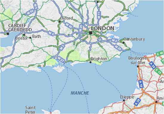 west sussex map detailed maps for the city of west sussex viamichelin