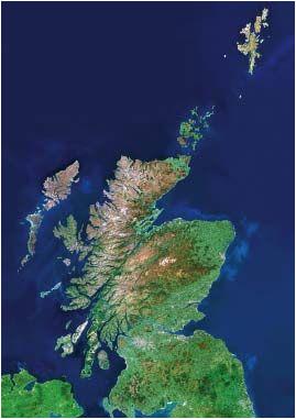scotland from space genealogy scotland landscape scotland