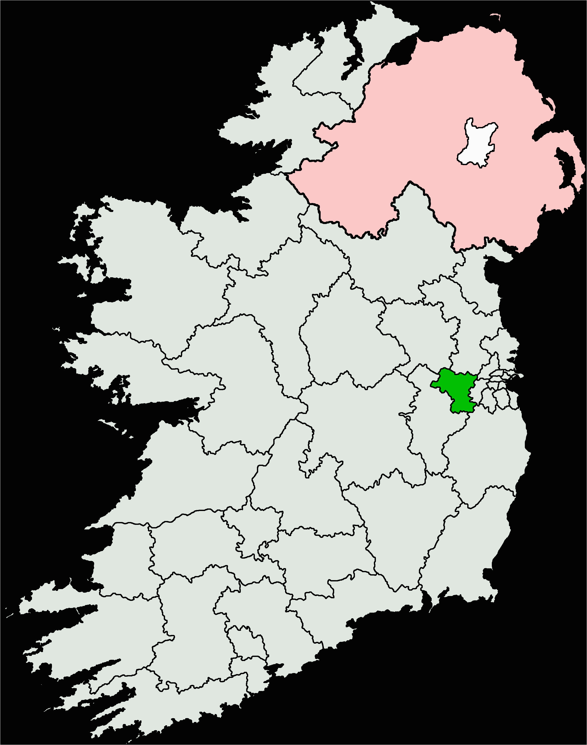 kildare north dail constituency wikipedia