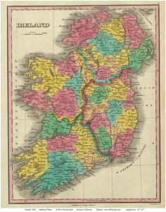 14 best ireland old maps images in 2017 old maps ireland