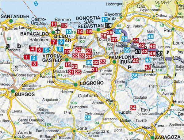 baskenland wanderfuhrer rother