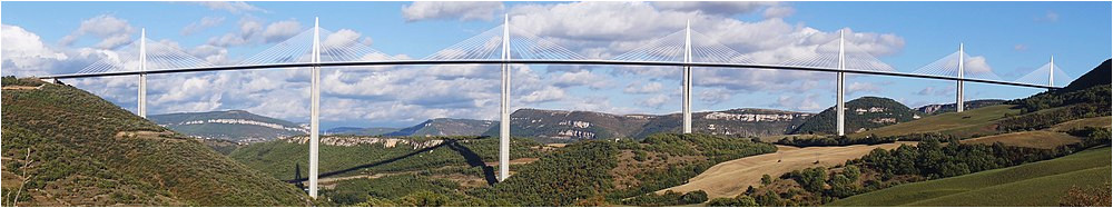 millau viaduct wikivisually