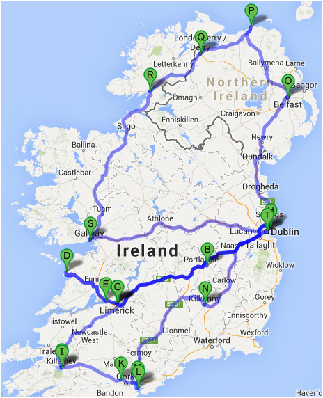 the ultimate irish road trip guide how to see ireland in 12 days