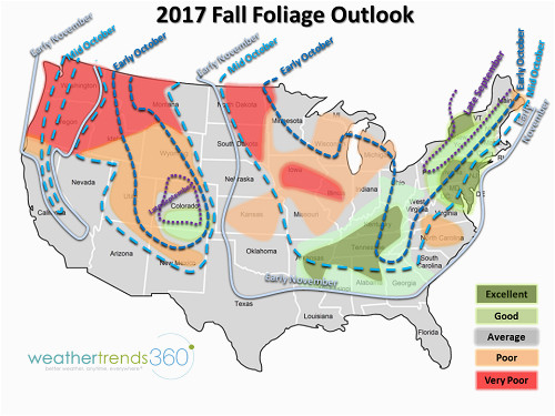 fall foliage 2017 outlook blog weathertrends360