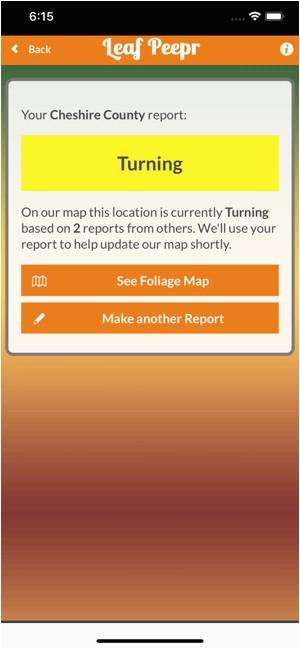 foliage leaf peepr on the app store