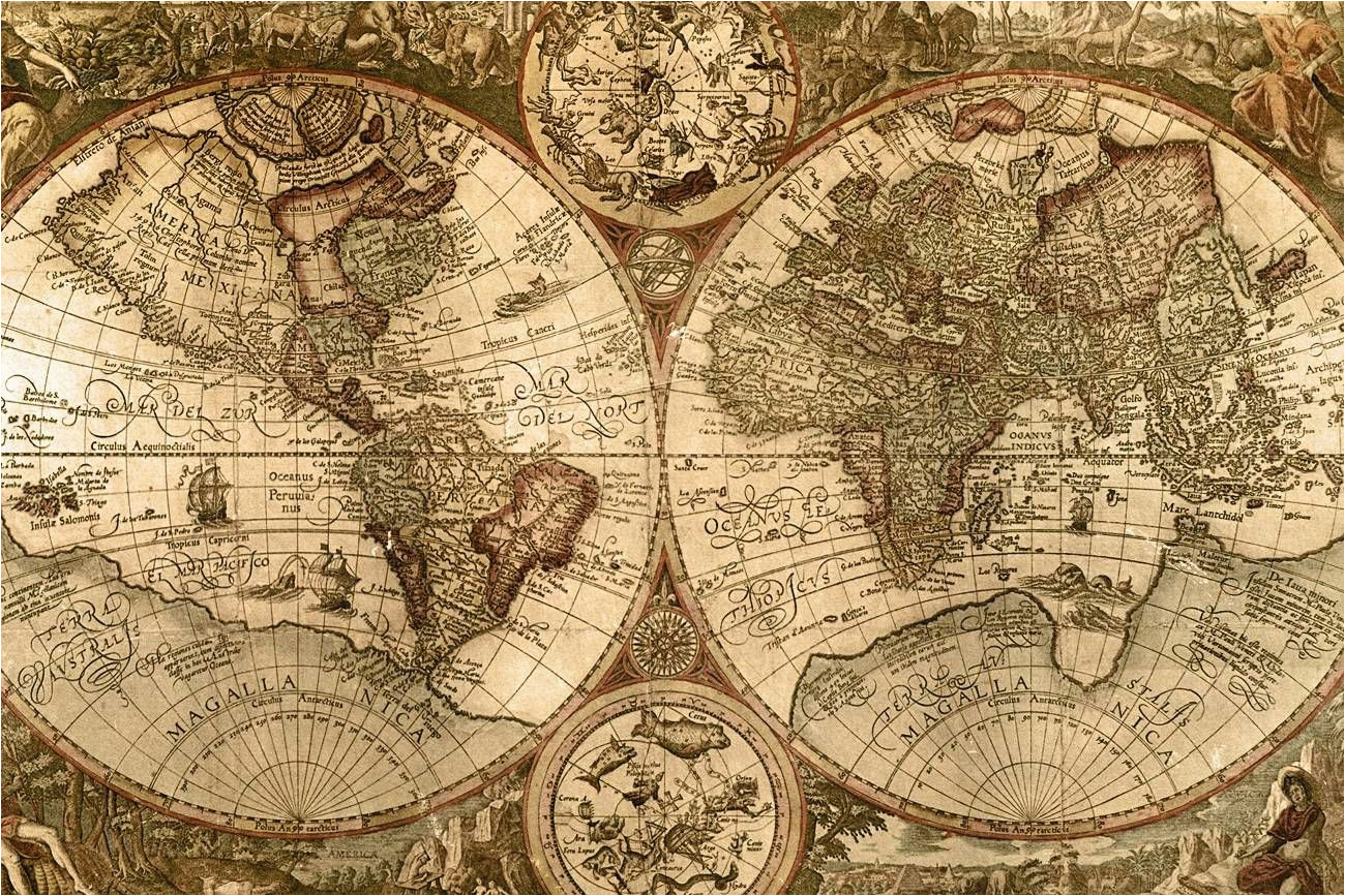 wallpapers for vintage map wallpaper hd mapy podra a