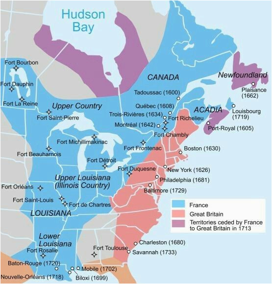1700s new france map love french teaching resources
