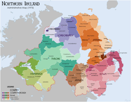 lists of places in northern ireland revolvy