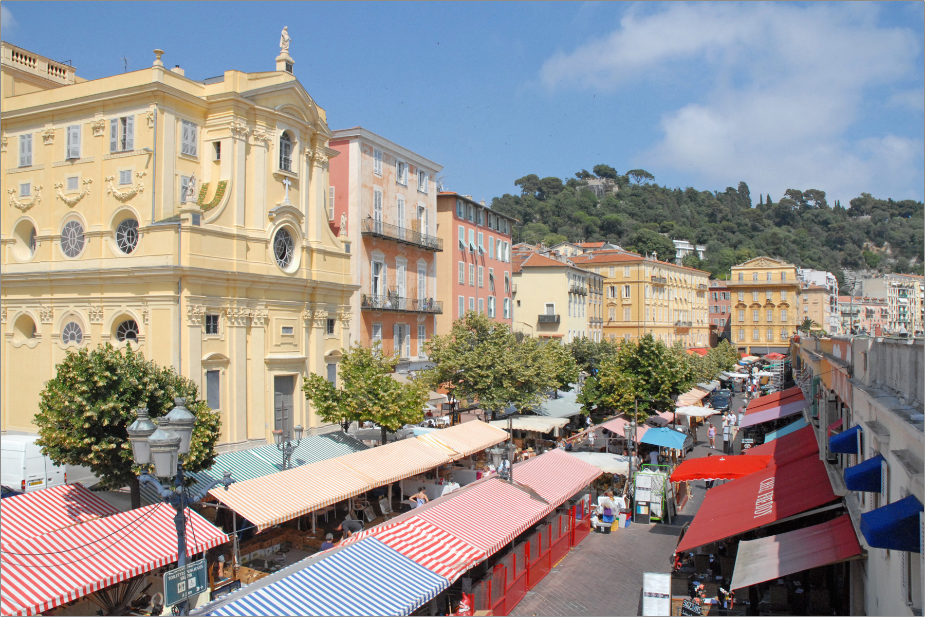 the top 10 things to do and see in vieux nice