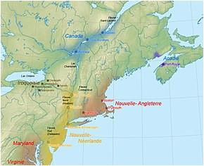new france wikipedia