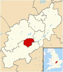 Northampton Map England northampton Wikipedia
