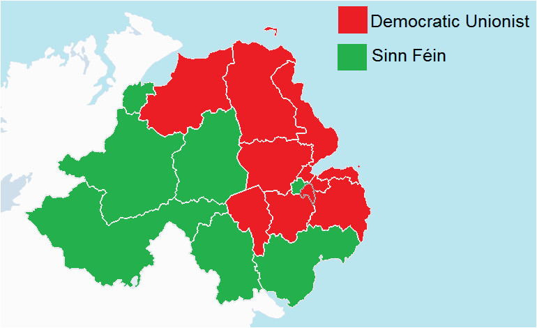 file northern ireland assembly election results by constituency