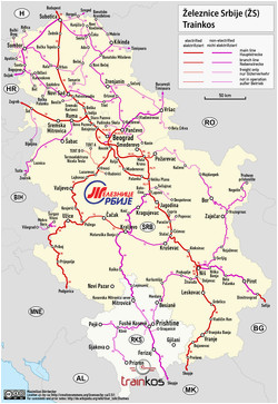 serbian railways wikipedia