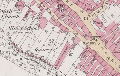 ordnance survey maps national library of scotland