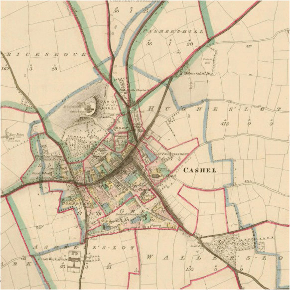 historical mapping