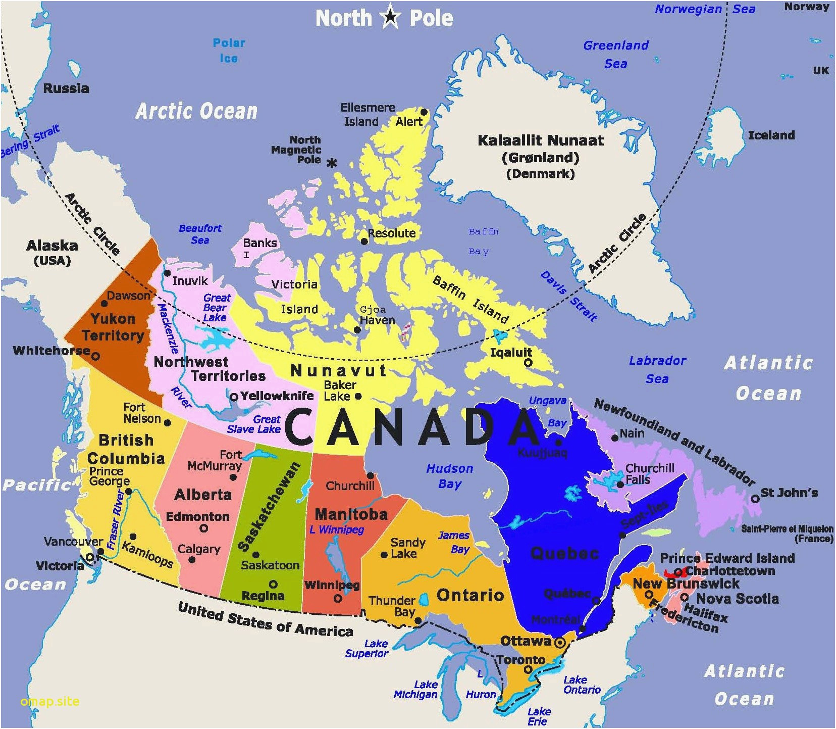 hudson colorado map hudson bay on a map ungava bay canada map stock