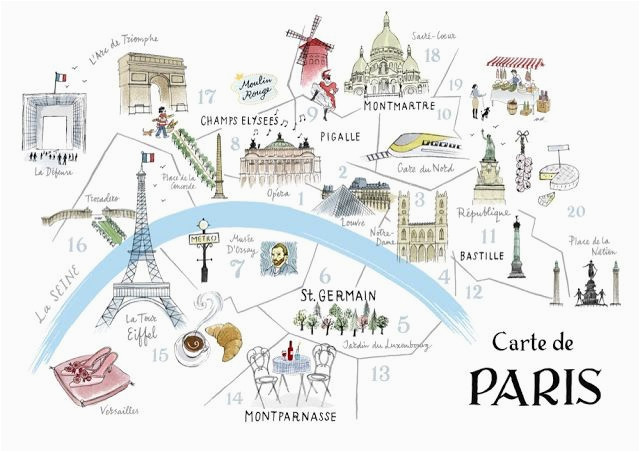 map of paris surely must travel to outside of paris next
