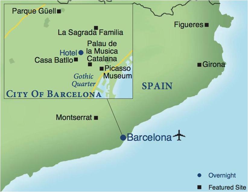 barcelona a one week stay smithsonian journeys