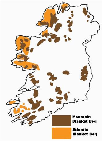 blanket bogs of ireland factsheetirish peatland conservation council