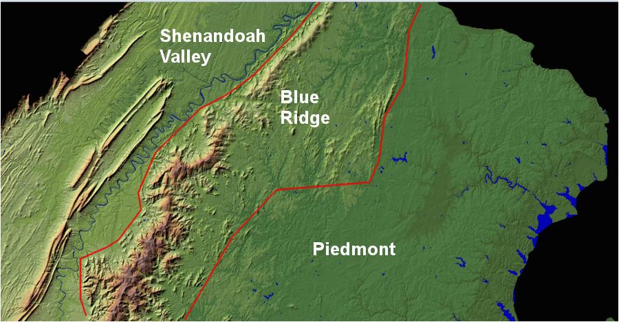 mountains of virginia