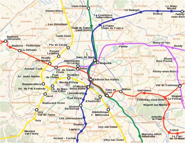 reseau express regional wikipedia
