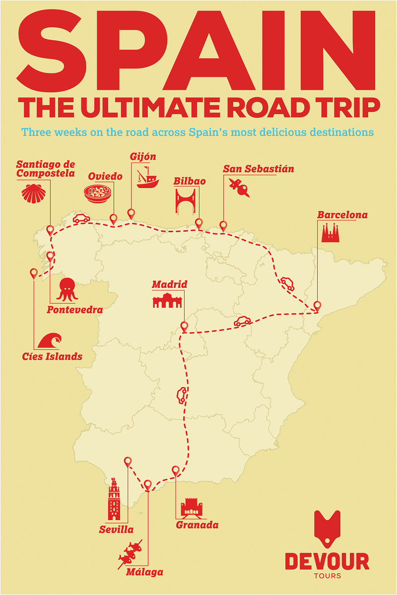 the ultimate road trip in spain your stop by stop guide