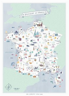 81 best illustrated hand drawn maps images in 2018 map