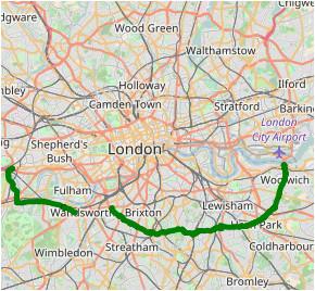 south circular road london wikipedia