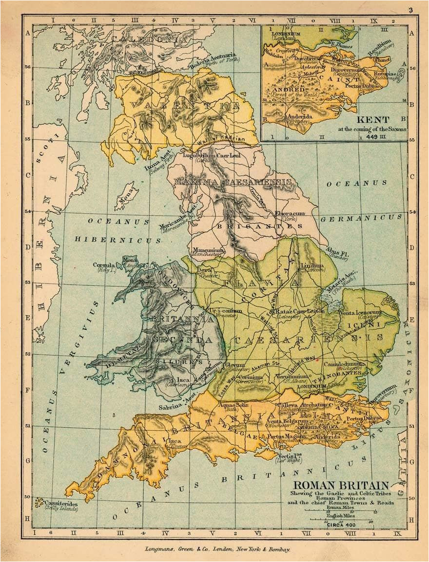 how roman rule crumbled in britain dark age and before