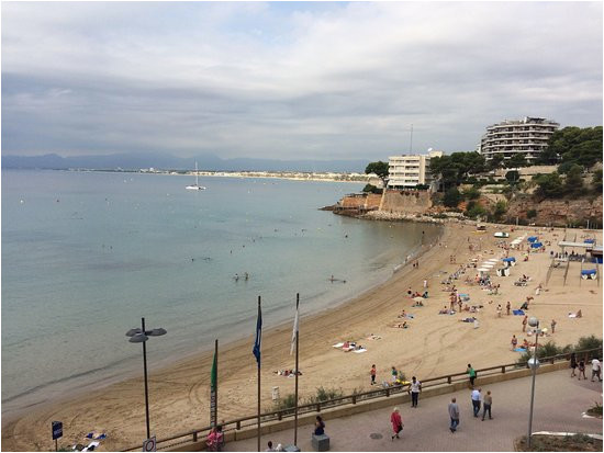 beautiful beaches around salou picture of llevant beach
