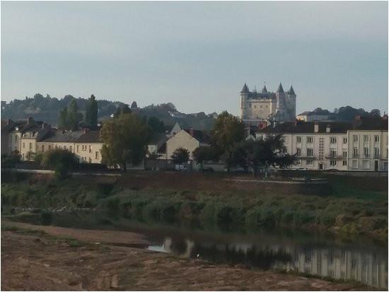 cha teau de saumur vue du pont v leblanc picture of ibis
