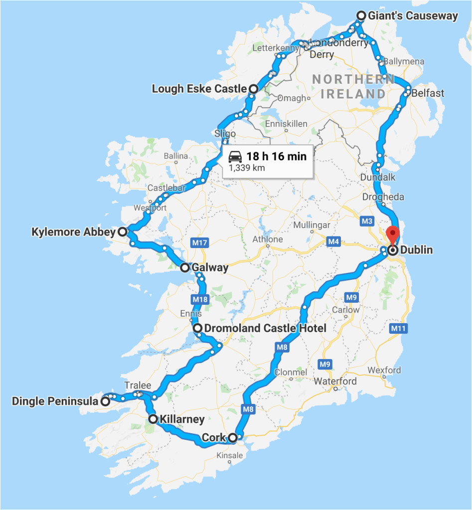the ultimate itinerary for 7 days in ireland travel and vacation