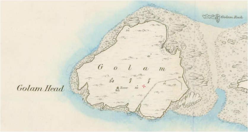 golam golam oughterard heritage