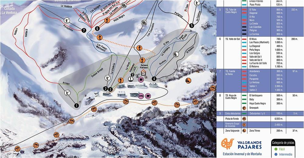 bergfex ski resort valgrande pajares skiing holiday valgrande
